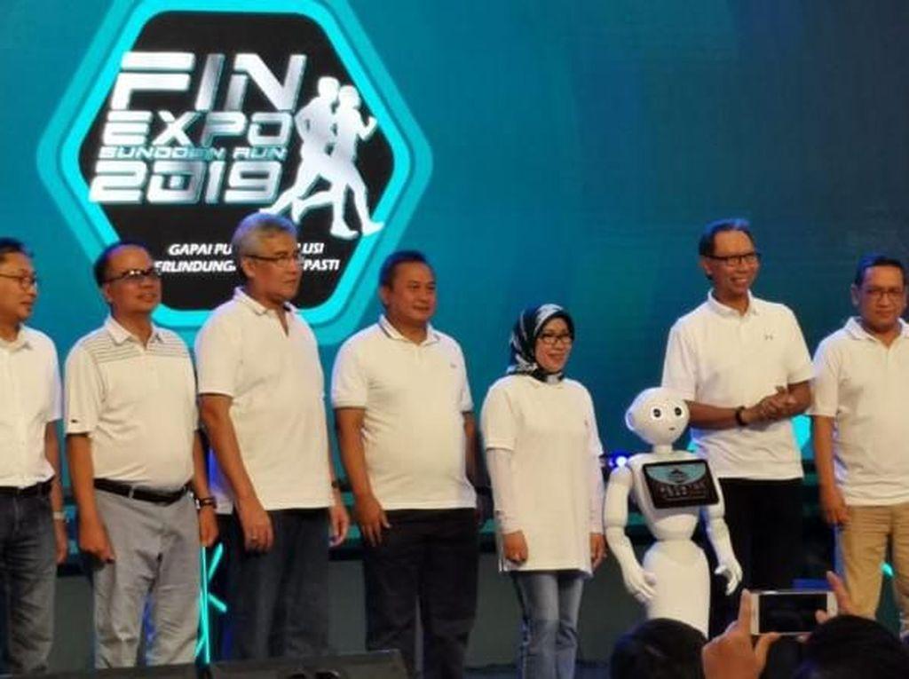 Puncak Bulan Inklusi Keuangan 2019, OJK Canangkan Sinergi Indonesia Menabung