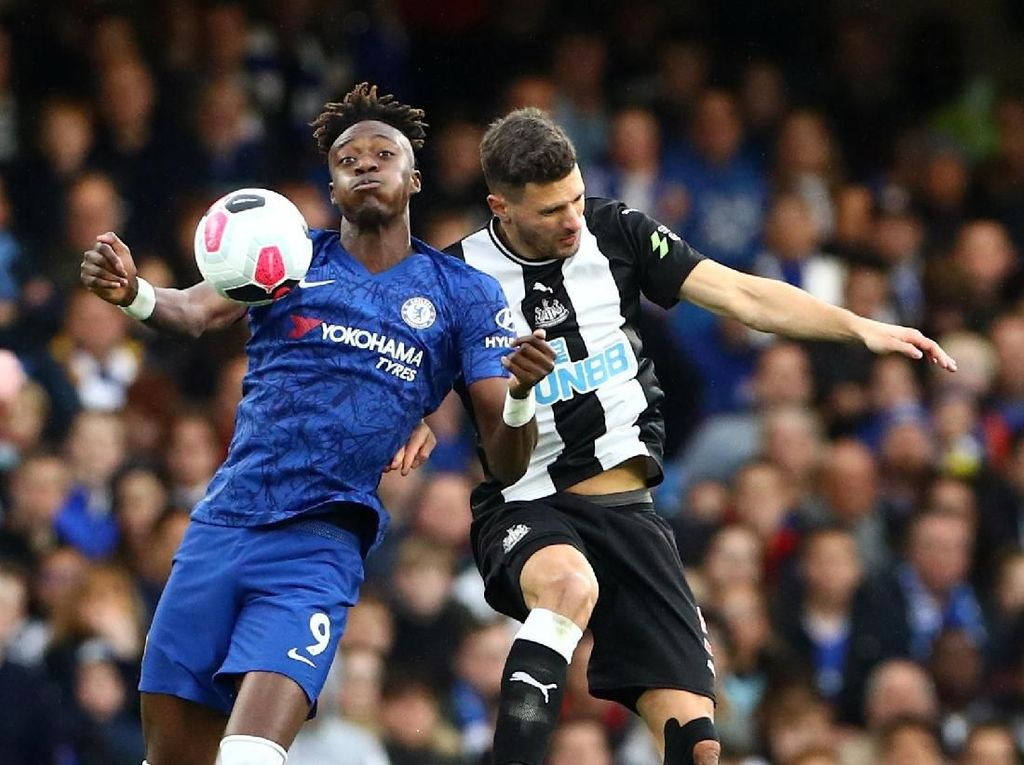 Chelsea Vs Newcastle United Sementara 0-0