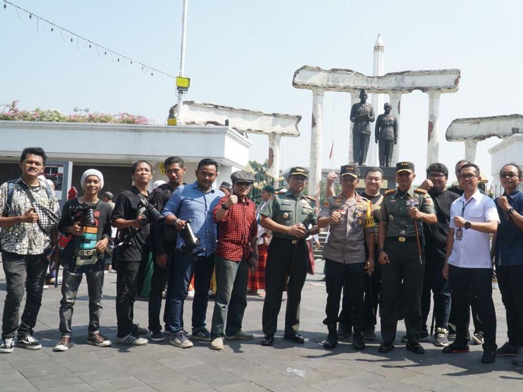 Jelang Pelantikan Presiden, Situasi di Surabaya Kondusif
