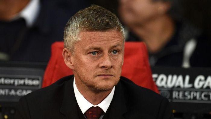 Manajer Manchester United Ole Gunnar Solskjaer. (Foto: Oli Scarff / AFP)