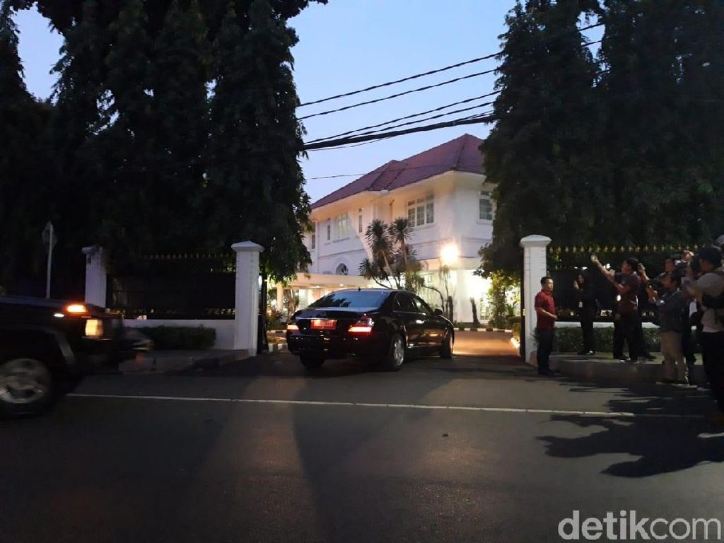 Maruf Amin Cek Rumah Dinas Wapres, Lalu Lanjut ke Istana