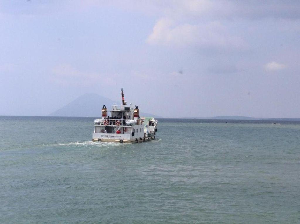 RI Incar Harta Karun di Dasar Laut Seluas Sulawesi