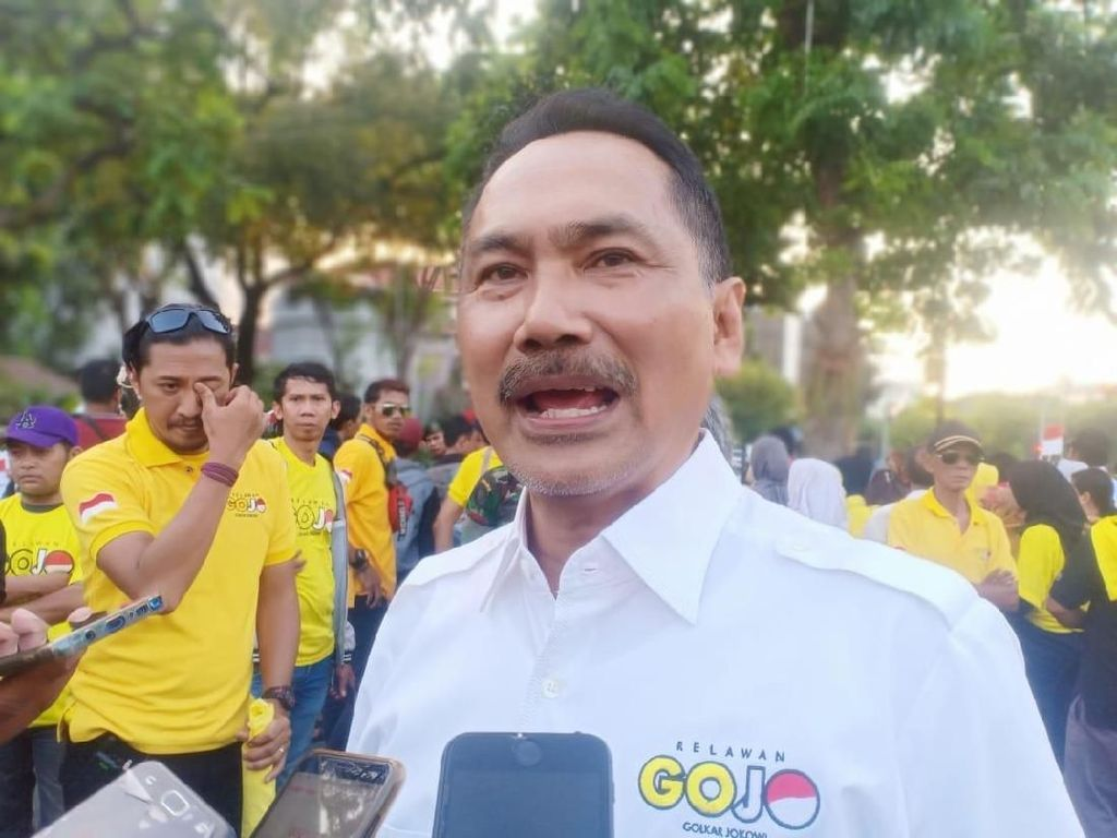 Golkar DKI: Munas Demokratis, Airlangga Akan Jadi Ketum Golkar Lagi