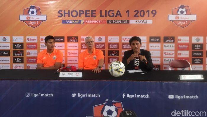 Persija Jakarta dijamu PSM Makassar di lanjutan Liga 1 2019. (Foto: Ibnu Munsir/detikcom)