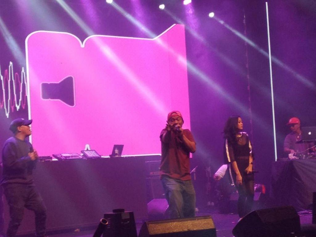 Konser Musik Monk Invasion Manjakan Para Vaper di Jakarta