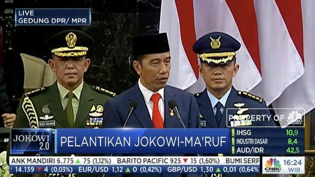 Pidato Menohok Jokowi: Peringatan ke Menteri & Para PNS!