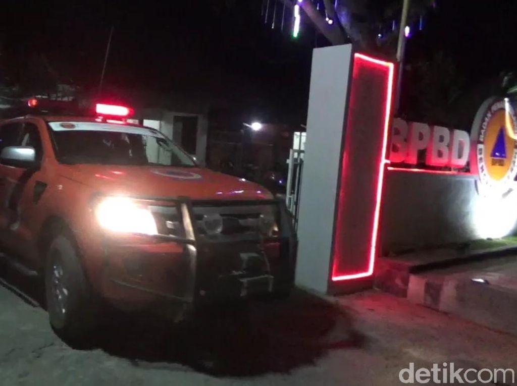 BPBD: Kebakaran Gunung Ranti Diduga Pembakaran Lahan dari Bondowoso