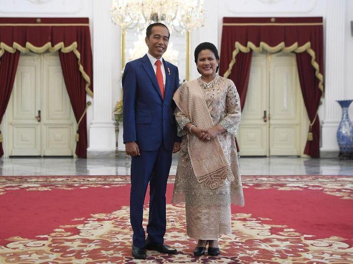 Presiden Joko Widodo menilai ditunjuknya Indonesia sebagai tua rumah Piala Dunia U-20 2021 sebagai kabar baik. (Foto: Puspa Perwitasari/ANTARA)