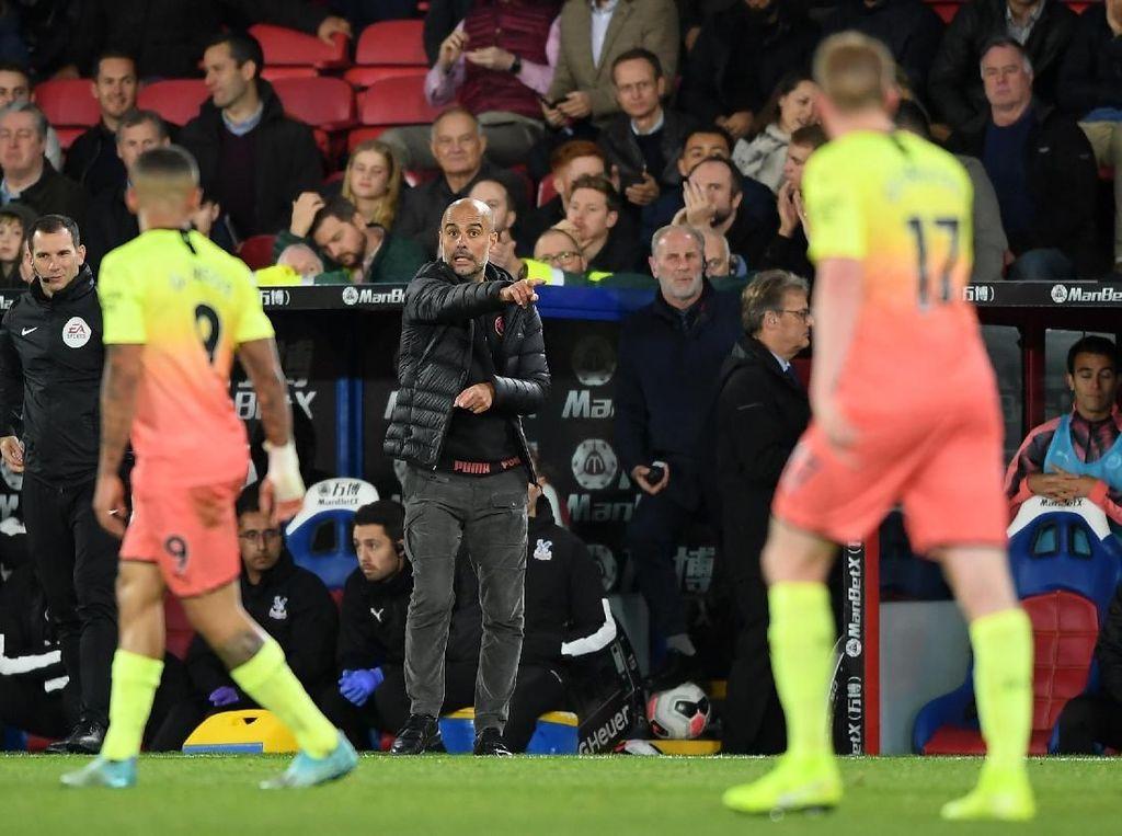 Penampilan City Puaskan Guardiola