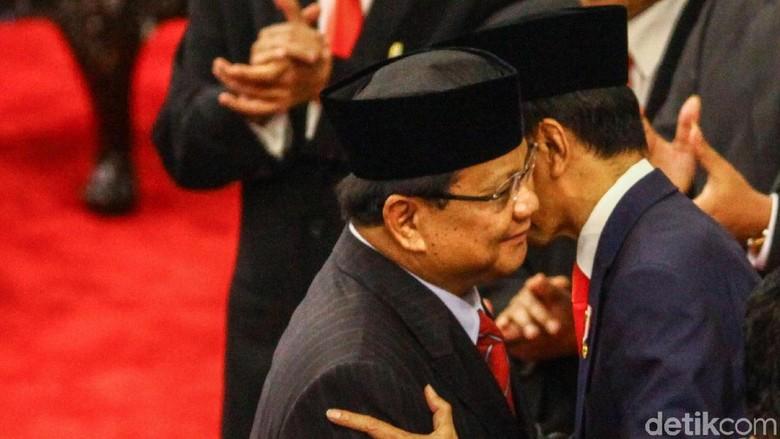 Gerindra Disebut Masuk Koalisi Jokowi, Inikah Sosok Menterinya?