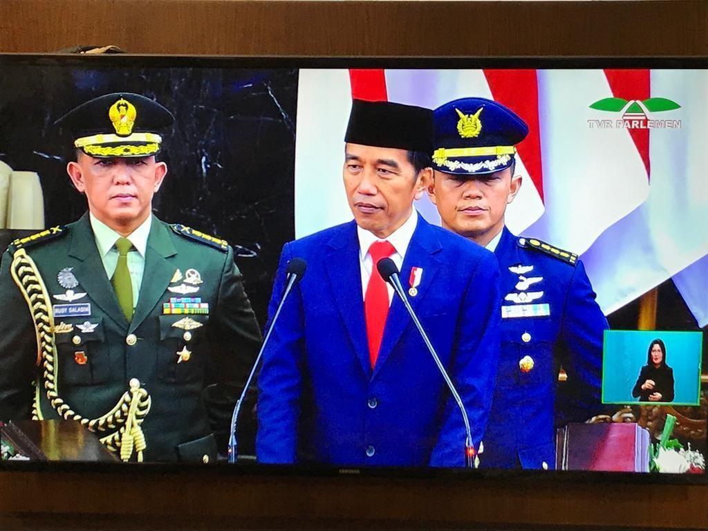 Momen Saat Jokowi Ancam Copot Pejabat yang Tak Serius