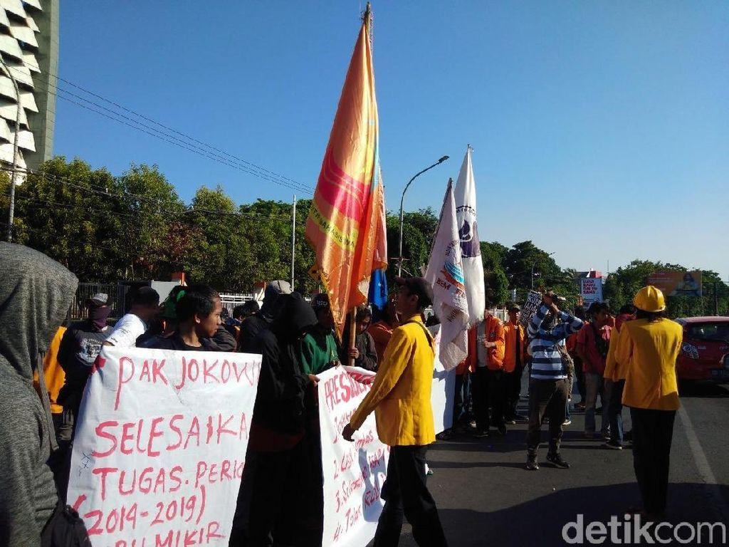 Mahasiswa Makassar Turun ke Jalan Besok, Dorong Jokowi Terbitkan Perppu KPK