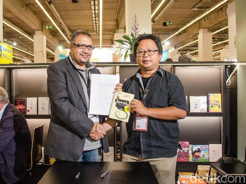 Mantap! 25 Judul Buku Indonesia Terjual di Frankfurt Book Fair 2019