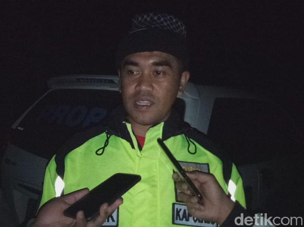 Kebakaran di Gunung Ranti Meluas, Polisi Evakuasi Warga di Kawah Ijen