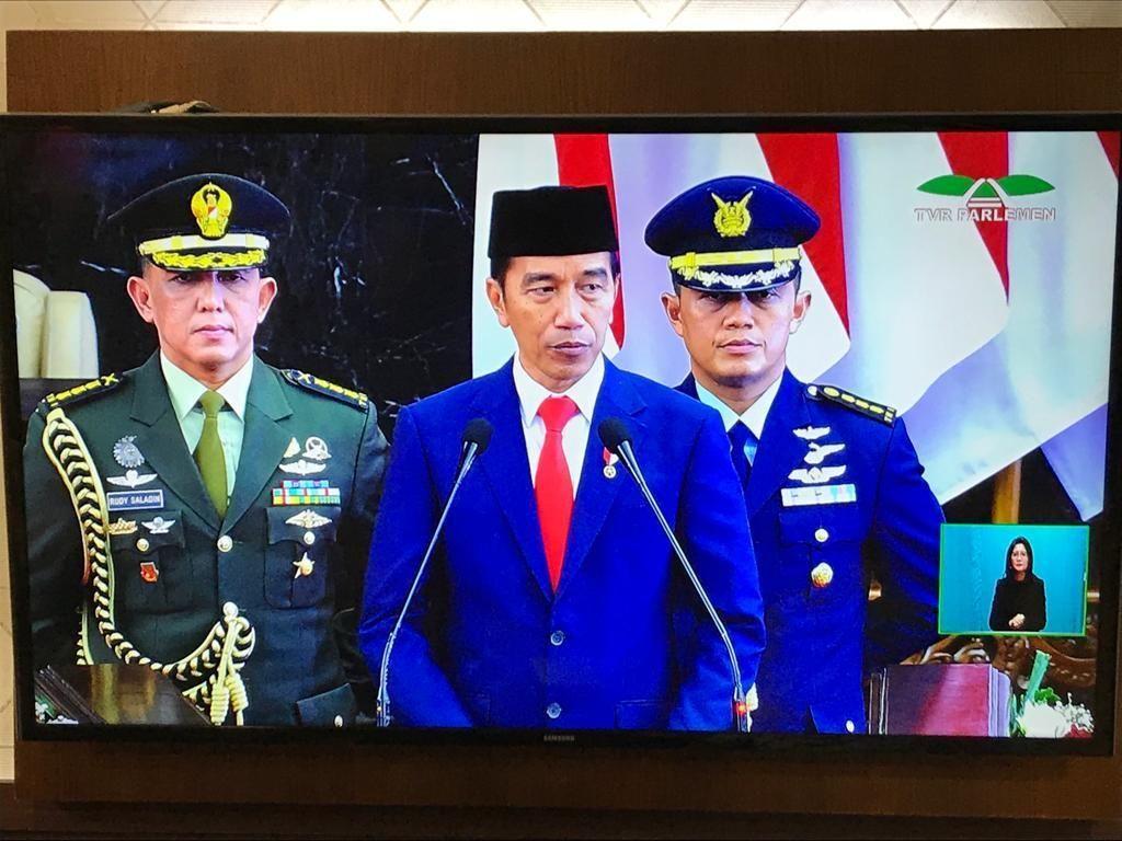 Jokowi: Tak Ada Ampun untuk Menteri Tak Serius, Pasti Saya Copot