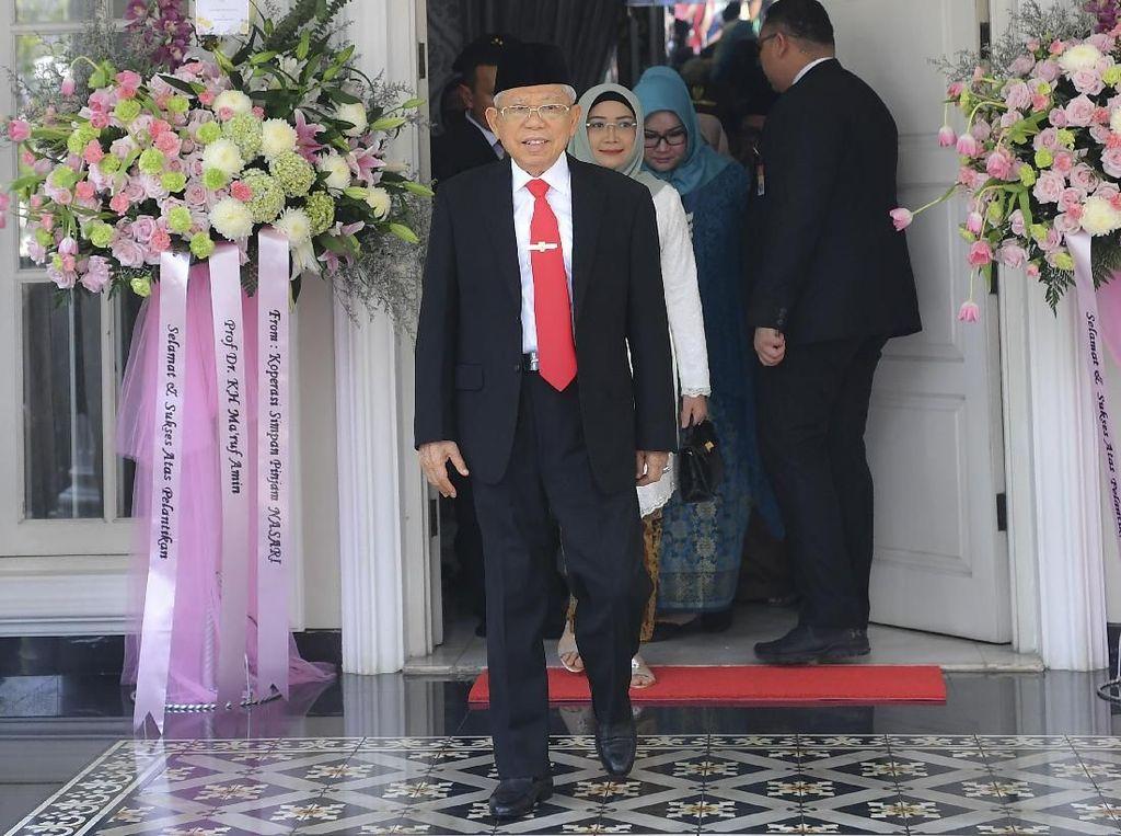 Sawit RI Diserang Kampanye Hitam, Maruf: Di Sini Pentingnya Tabayyun