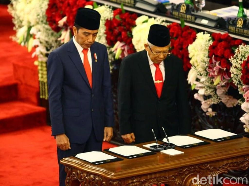Ketua MPR: Duet Kepemimpinan Jokowi-Maruf Mengayomi Seluruh Rakyat