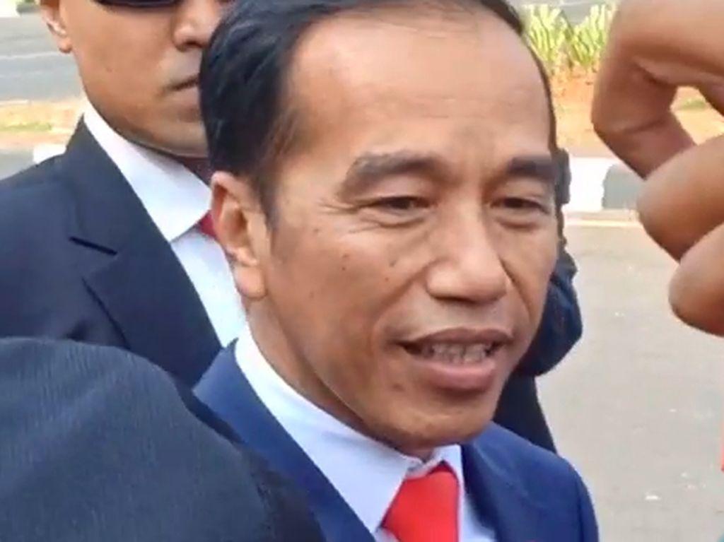 Jokowi Soal Penunjukan Wakil Panglima TNI: Bisa Pekan Depan, Bisa Tahun Depan