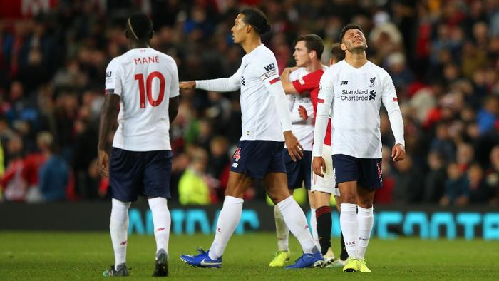 Liverpool gagal menyamai rekor kemenangan beruntun terpanjang yang dipegang Man City. (Foto: Alex Livesey / Getty Images)