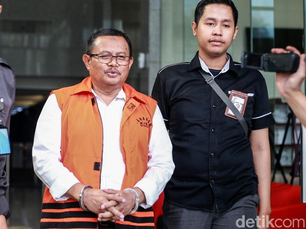 KPK Geledah Kantor BPR Indramayu Terkait Kasus Suap Bupati Supendi