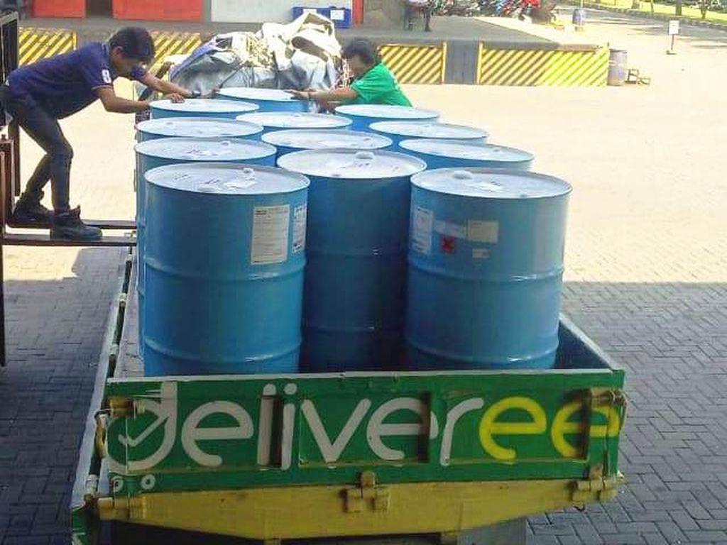 Review Deliveree Indonesia Kelebihan Pengalaman (3 Tahun)