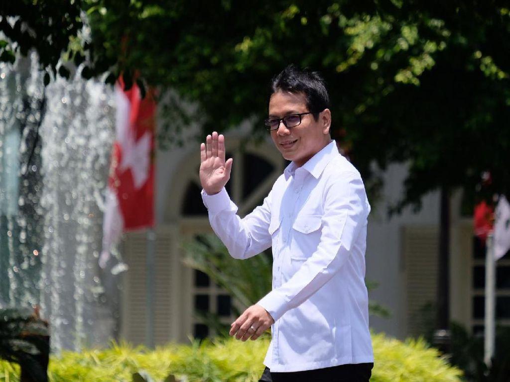 Wishnutama, Putra Kelahiran Papua Itu Resmi Jadi Menteri Pariwisata