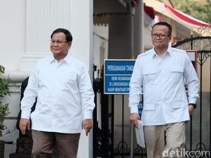 Kilas Balik Momen Prabowo Angkat Edhy Prabowo dari Selokan