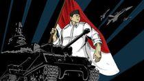Anggaran Kemhan Rp 127 T Siap Dikelola Prabowo