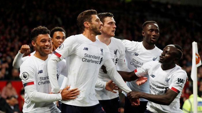 Liverpool membawa pulang satu poin dari lawatan ke Manchester United. (Foto: Russell Cheyne/REUTERS)