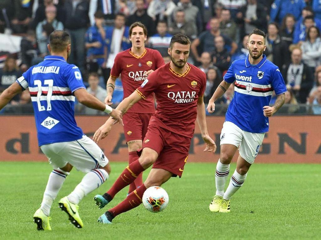 Roma Perpanjang Kontrak Bryan Cristante