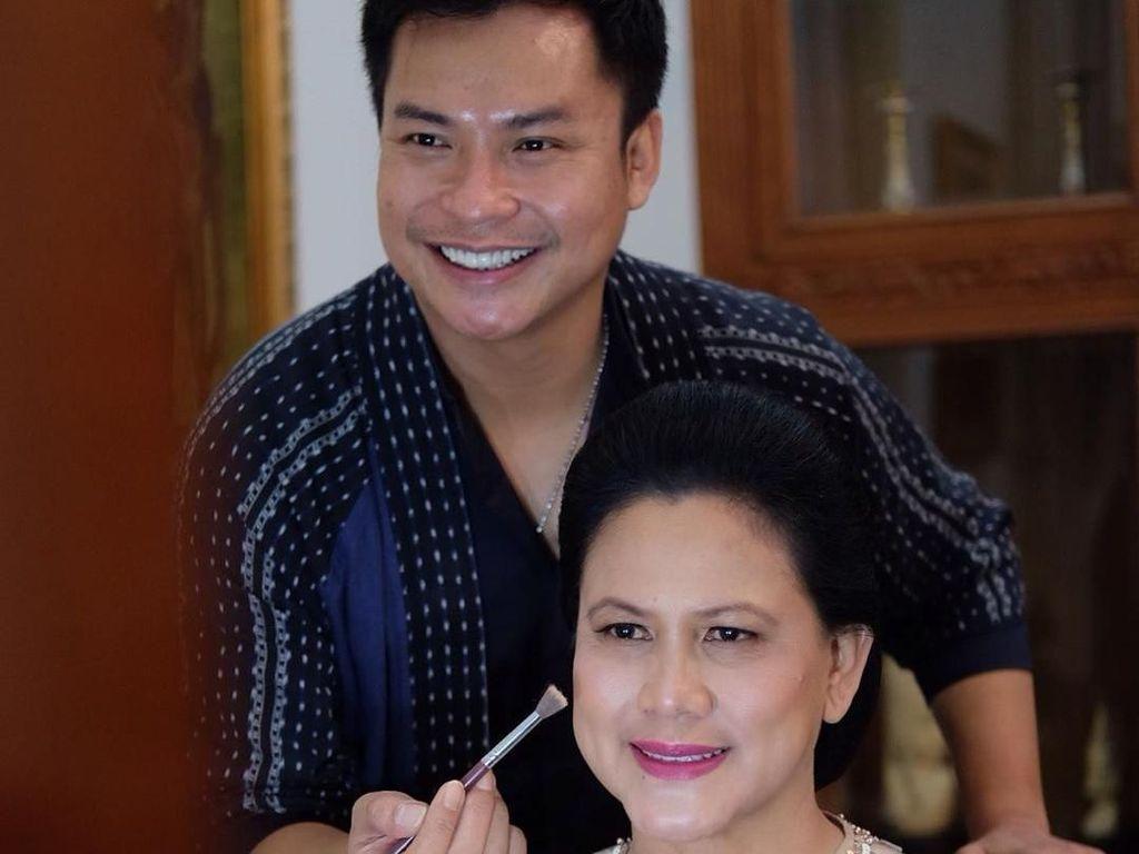 Makeup Artist Ungkap Rahasia Iriana Tampil Flawless di Pelantikan Presiden