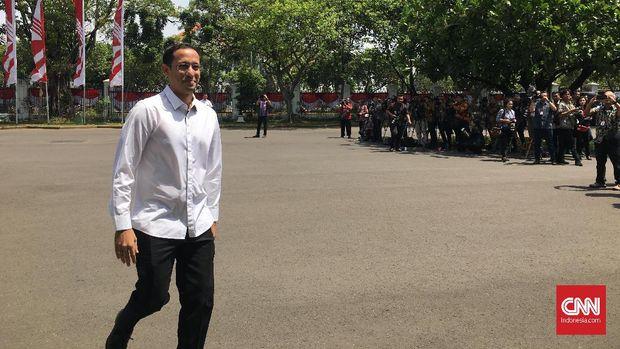 Bakal Calon Menteri yang Sempat Mampir di Istana Hari Ini