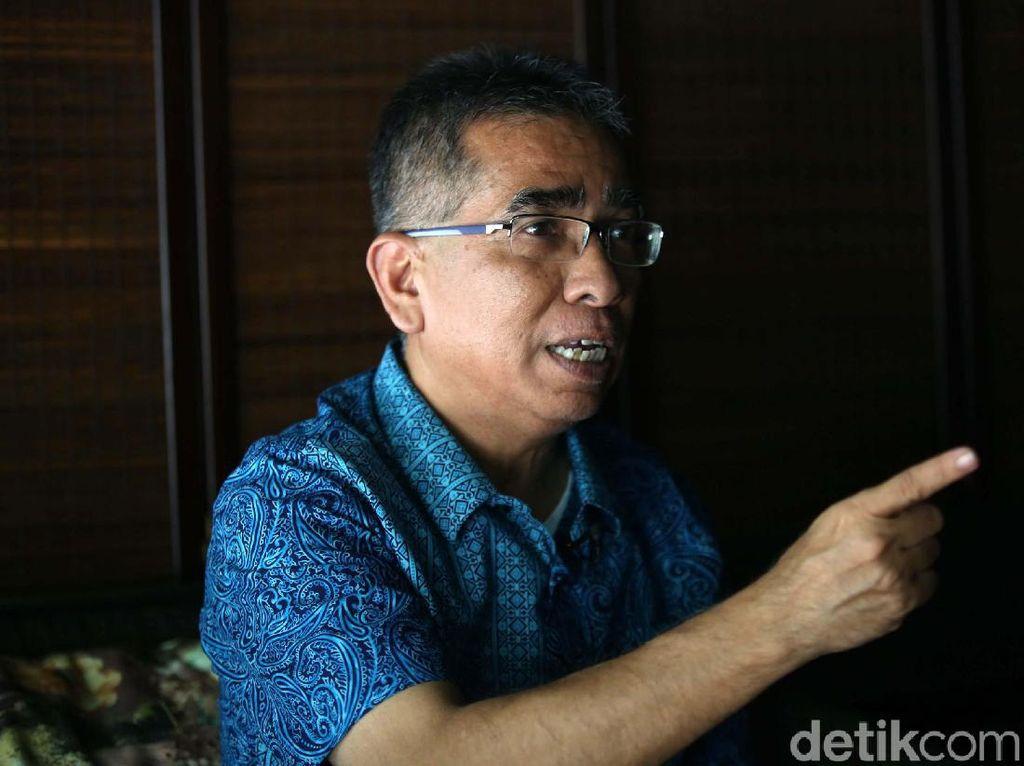 Benny Erwin: Mau Timnas Senior Bagus, Benahi Dulu Pembinaan Usia Muda