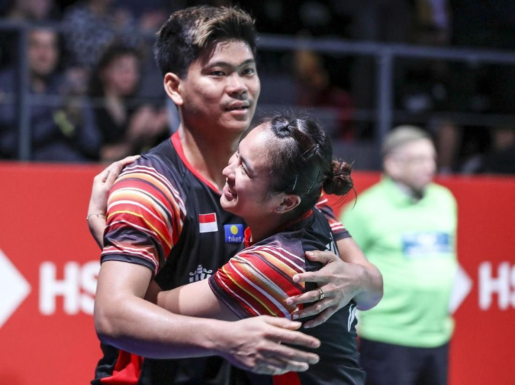 Praveen/Melati Melaju ke Final French Open 2019