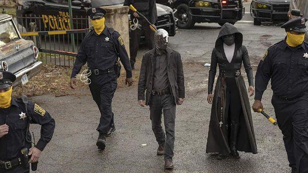 Serial 'Watchmen'.