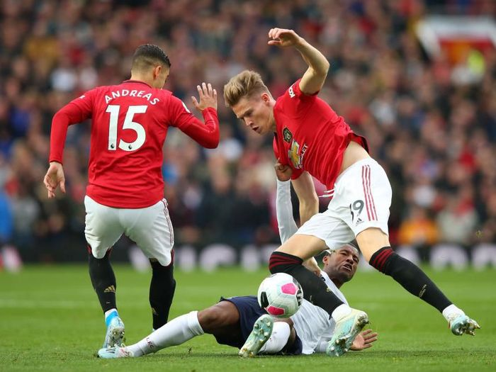 Manchester United dikritik selepas imbang dengan Liverpool. (Foto: Alex Livesey/Getty Images)