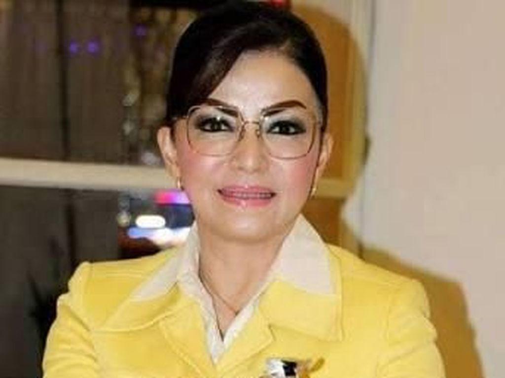 Airlangga Cegat Bupati Minahasa Selatan Sebelum Bertemu Jokowi di Istana