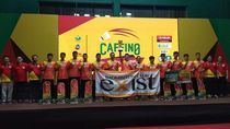 Exist Jakarta, Juarai Superliga Junior 2019 di Magelang