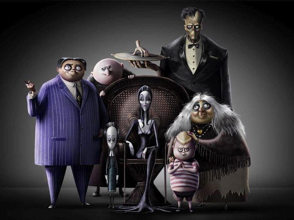 The Addams Family: Kembalinya Si Keluarga Nyentrik