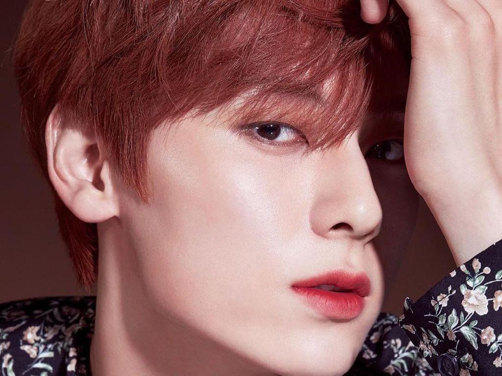 Penampilan Minhyun NUEST Jadi Model Lipstik yang Dipuji Netizen