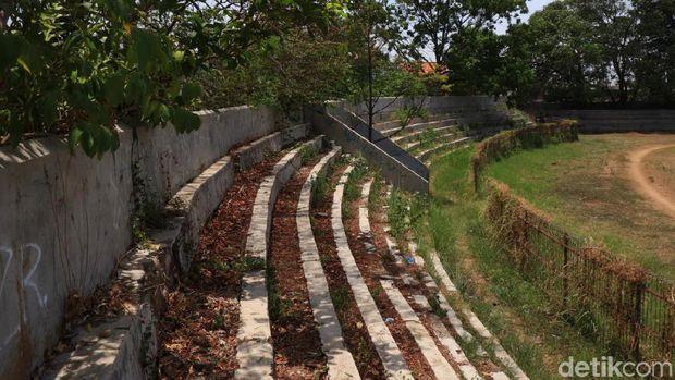 Stadion Sangkuriang yang Dibiarkan Mati Dalam Sunyi