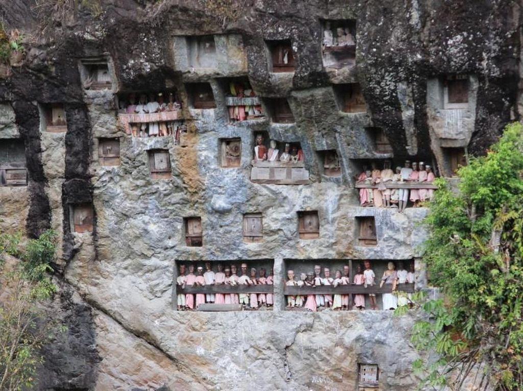 Pesona Tana Toraja: Indah Alamnya, Kaya Kebudayaannya