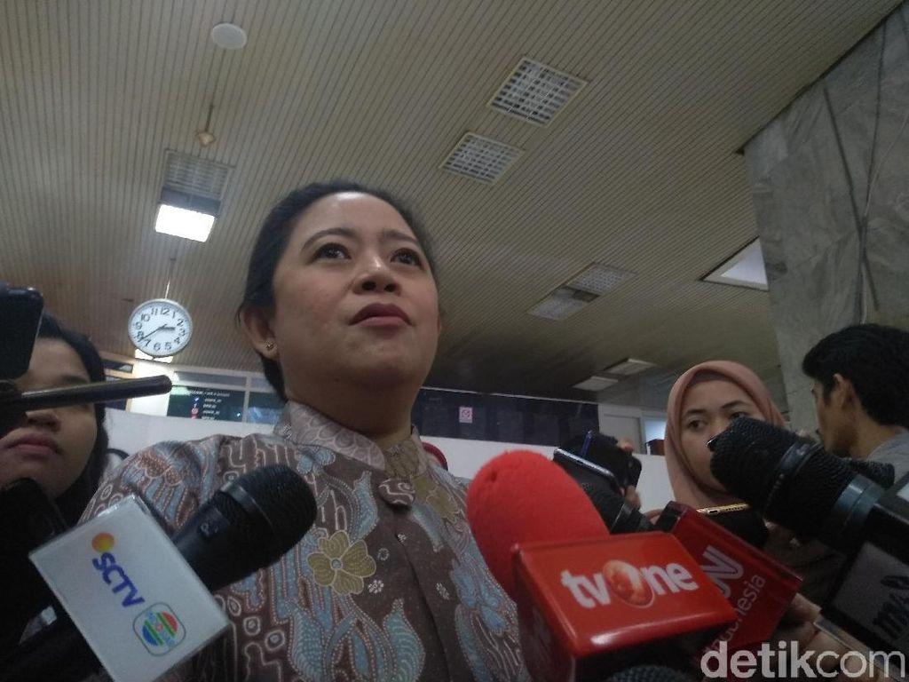 Ahok Komut Pertamina, Puan: Anggota Nggak Wajib Mundur dari Partai