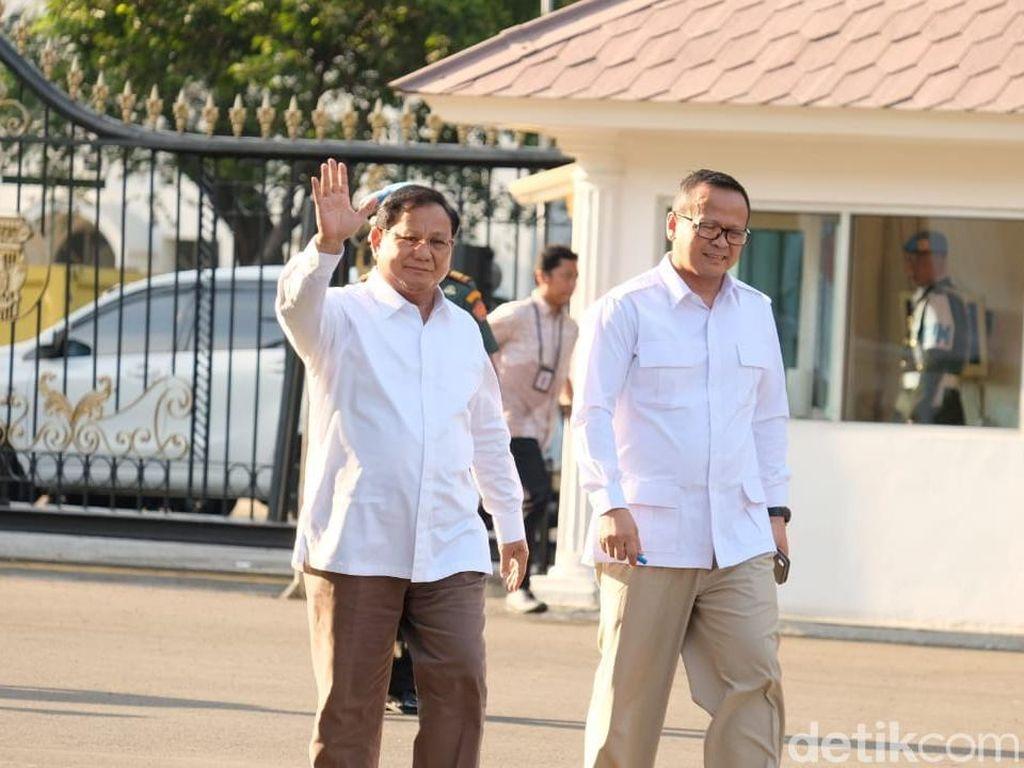 Prabowo di Ambang Masuk Kabinet Jokowi, PPP: Itulah Uniknya Demokrasi RI