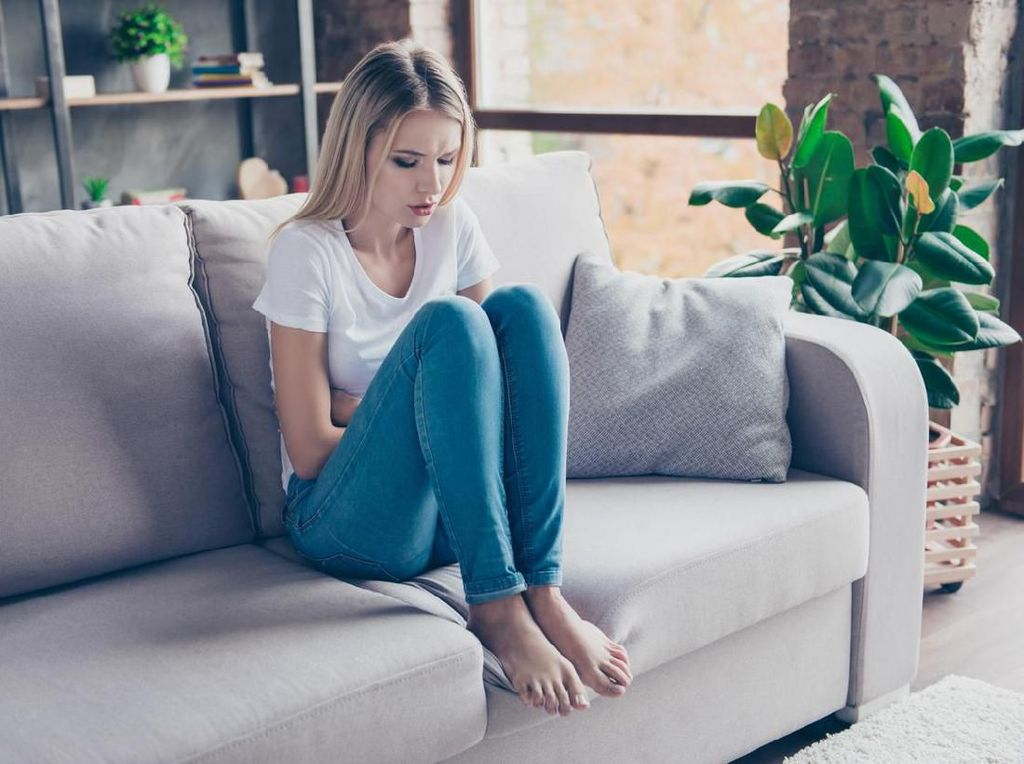 Alasan Ilmiah Wanita Mudah Marah Saat PMS