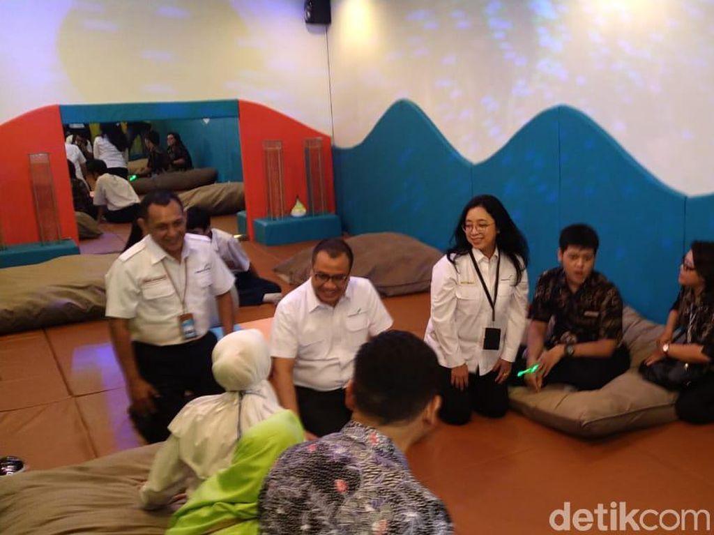 Bandara Semarang Punya Ruang Multisensori, Apa Itu?