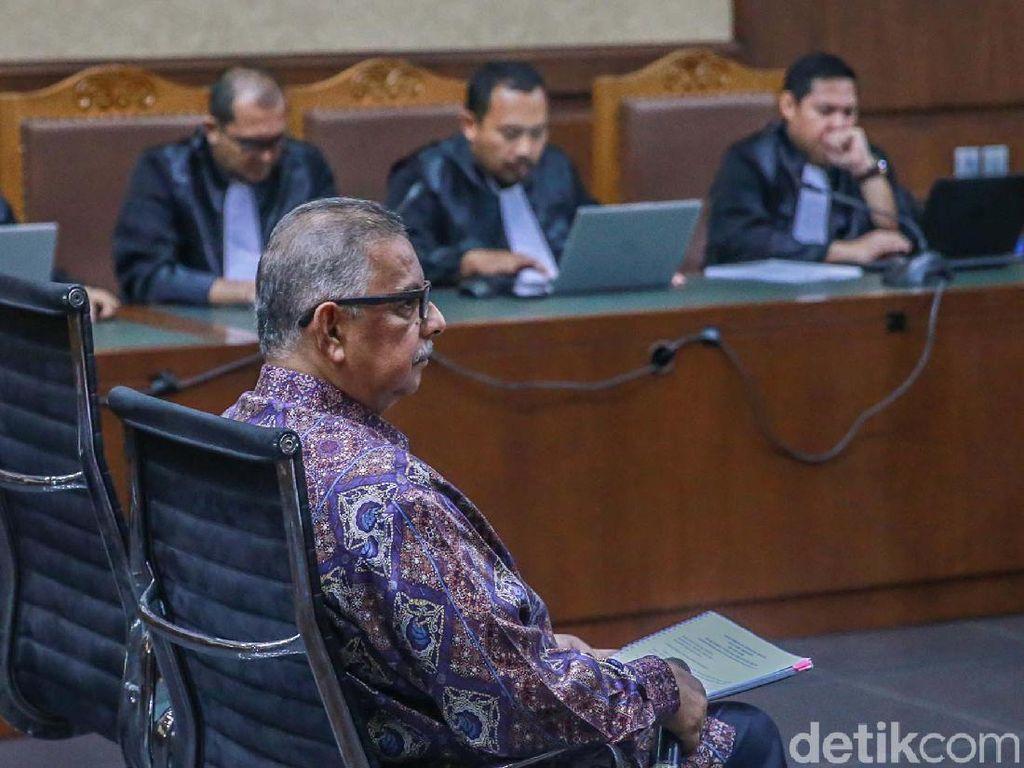 Sofyan Basir Hadapi Sidang Vonis Kasus PLTU Riau-1 Hari Ini