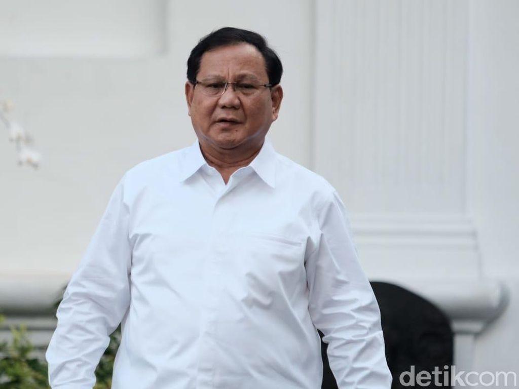 Jadi Calon Menhan di Usia 68 Tahun, Ini Gaya Hidup Sehat Prabowo