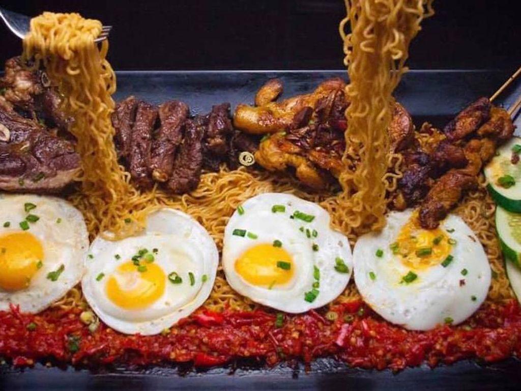 Asyik! Restoran Mie Instan Halal dari Indonesia Segera Dibuka di Singapura
