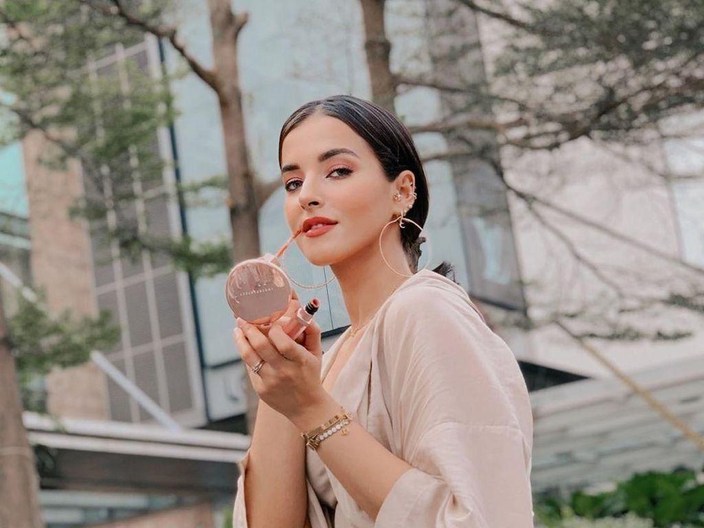 Tasya Farasya Dulu Emosi Sekarang Santai Hadapi Bully Penjual Makeup Palsu